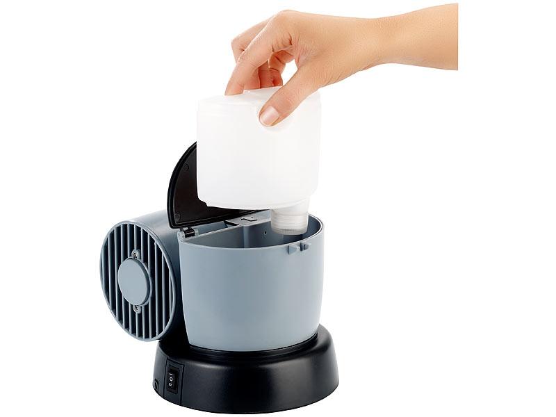 #Mobile Mini-Klimaanlage 12V/230V Luftkühler Für Auto