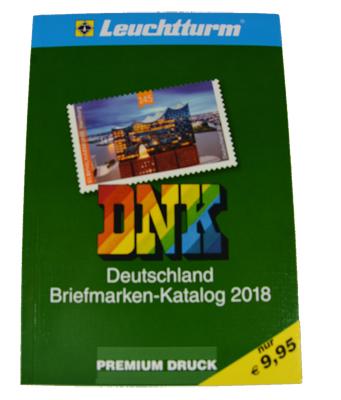 Leuchtturm Dnk 2018 Briefmarken Katalog Deutschland Preisführer Mit