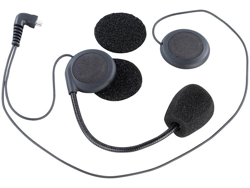 universal bluetooth headset bth 200 f r motorradhelm. Black Bedroom Furniture Sets. Home Design Ideas